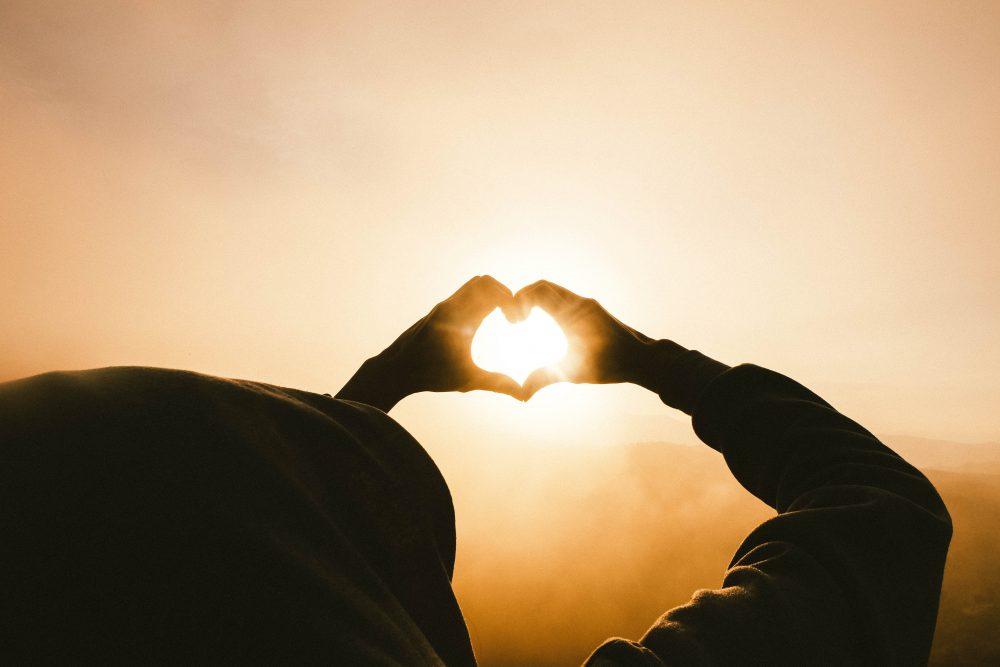 Was bringt dein Herz zum Leuchten?